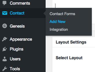 contact-form-7-menu
